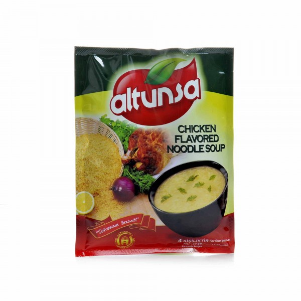 Chicken soup with noodles Altunsa 60 g
