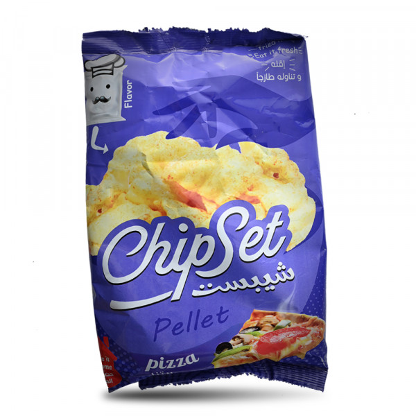chips for frying -Pizza- CHIPSET - 200 g