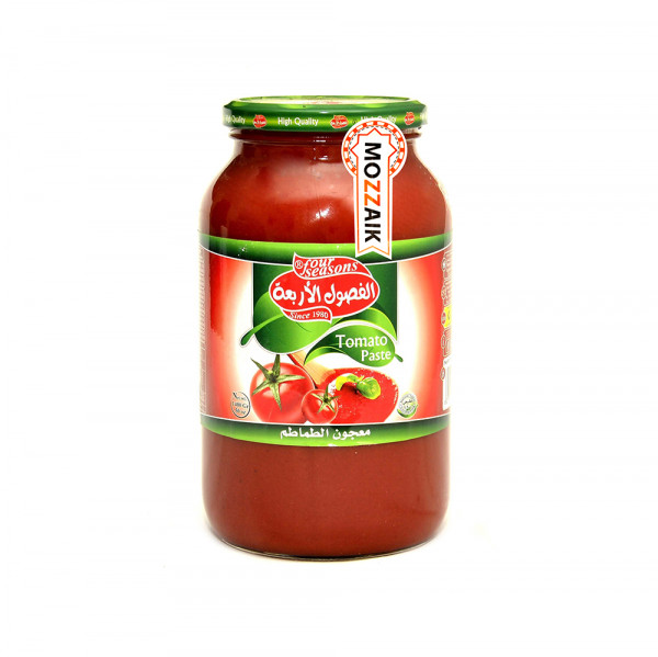 Four Seasons tomato paste 1400g