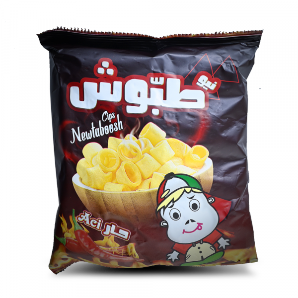 Chips Taboosh -Scharf 20 g