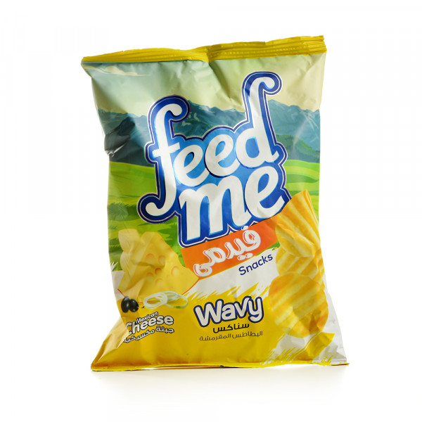 Feed Me Chips (Mexican Cheese) 37 g