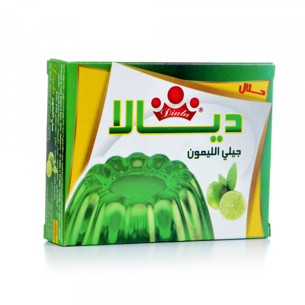 jelly Halal lemon Diala 85 g