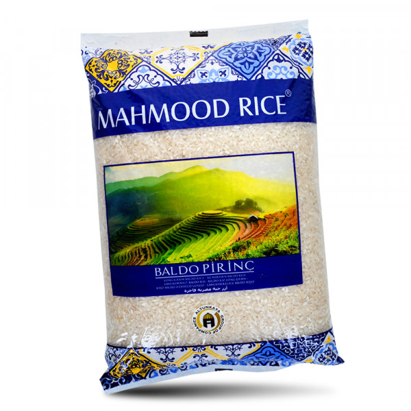 Mahmood - Egyptian white rice 5 kg