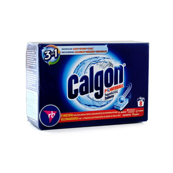 Tartar remover calgon 3 in 1