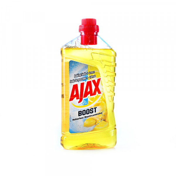 Ajax Lemon is an all-purpose cleanser with fresh perfume - 1 L