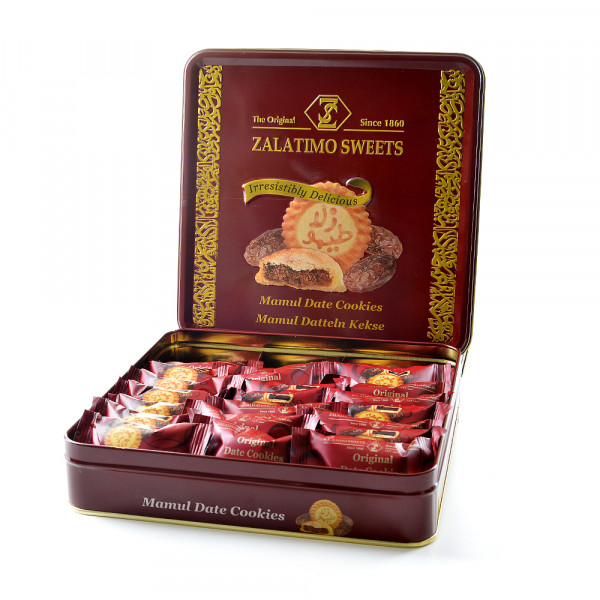 zalatimo maamoul with dates 830 g