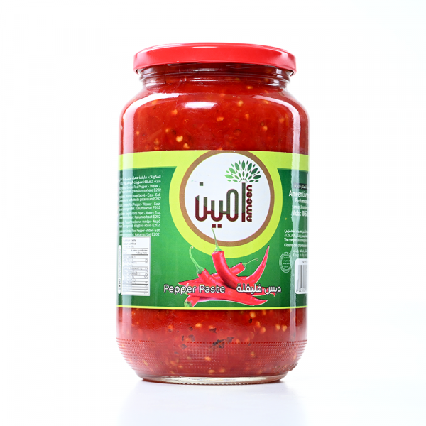 AMEEN - peppers paste 1050 g