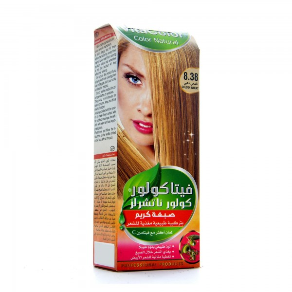 Haarfarbe-Vita Color 50 ml-8.38