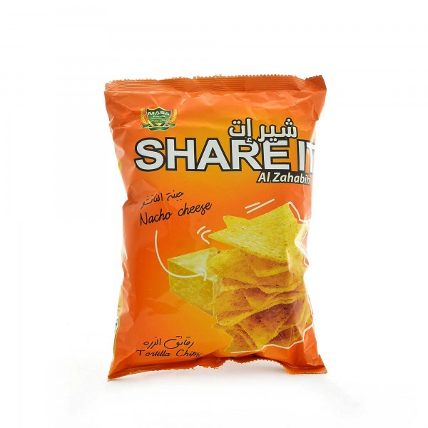 Chips Share It-Nacho cheese