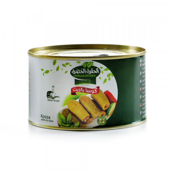 squash with oil Alhokool alkhadra 460 g