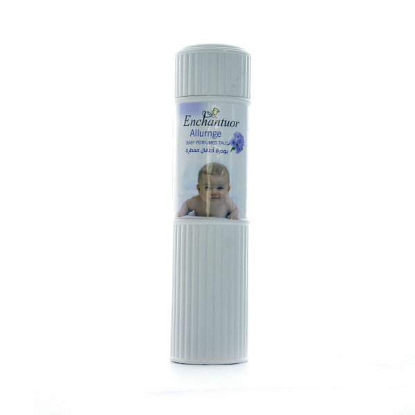 Scented powder 250 g-for children With flowers