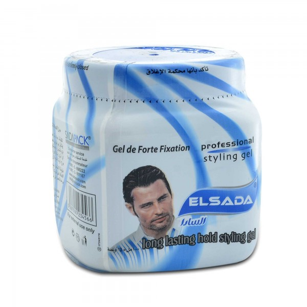 Hair Gel Elsaada 1 kg-Blue