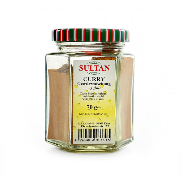 Sultan Curry Cam 70g