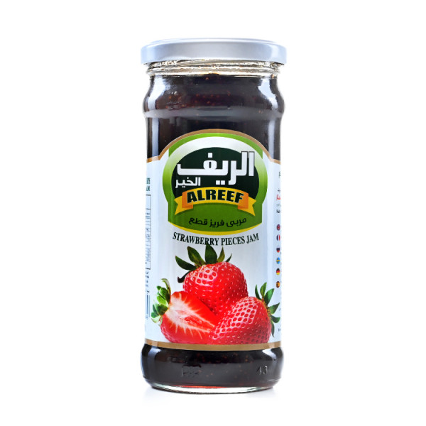 ALREEF strawbery jam 430 g