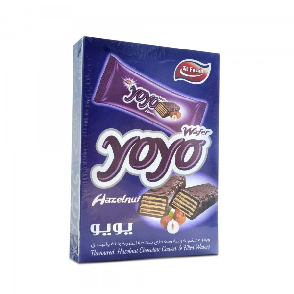 Wafer chocolate and Nut 12 Pieces