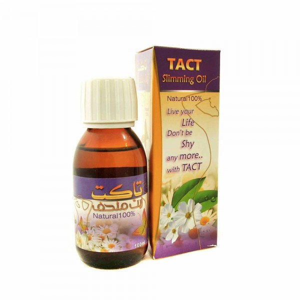 Slimming oil 100 ml-Tact