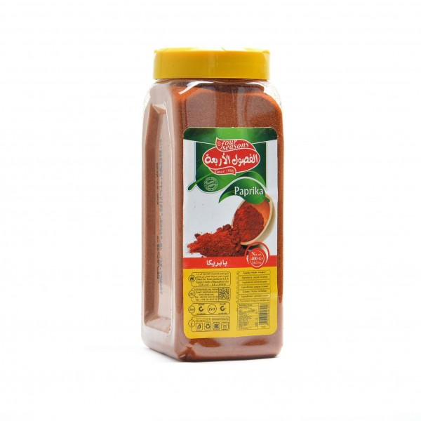 Four Seasons Paprika powder 400 g