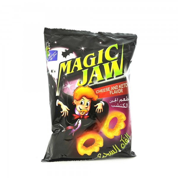Magic Jaw Chips