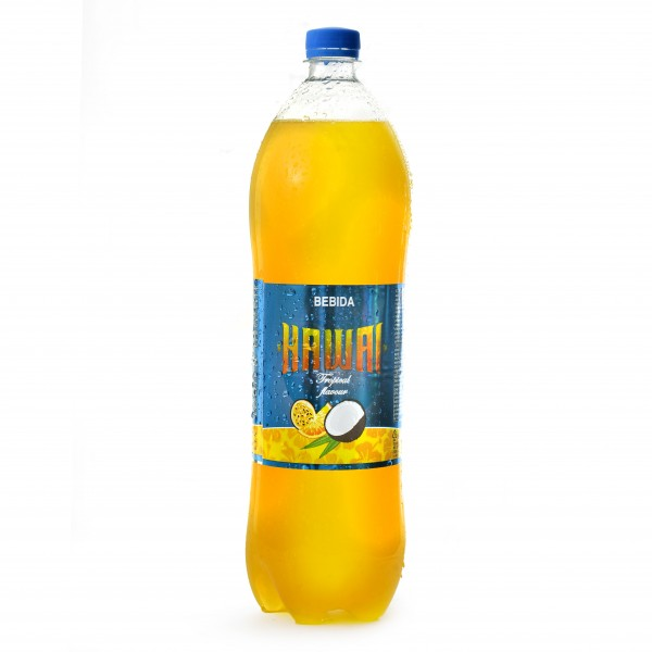 A soft drink with the taste of Totti Fruti