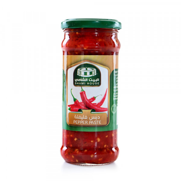 Shami House peppers paste (hot)375 g