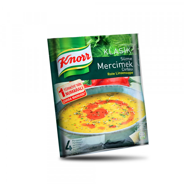 Knorr Rote Linsensuppe 76g