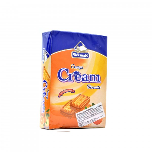 Deemah Biscuits-orange