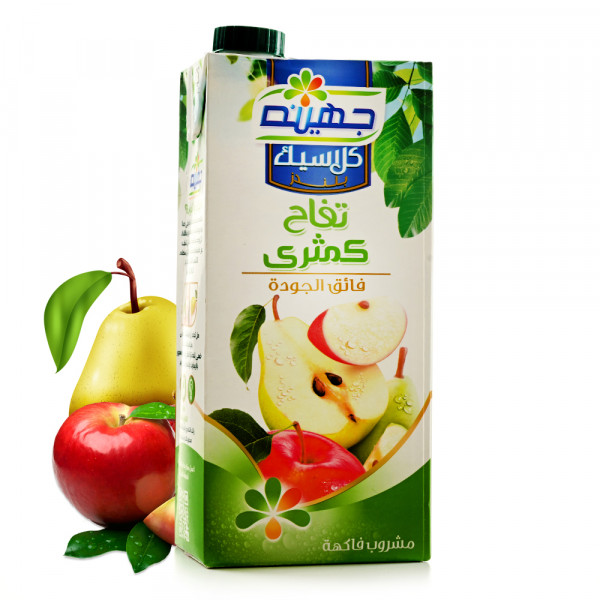 Apple juhayna Juice 1 Liter