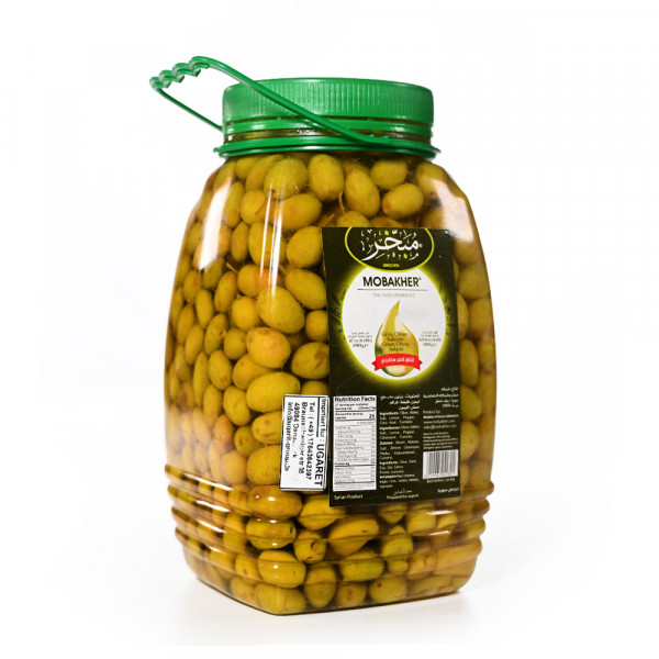 Mobakher Green Olives 3000 g
