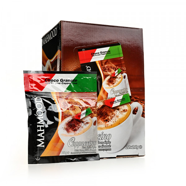 Cappuccino Mahmoud with Choco flavor 20 Bags