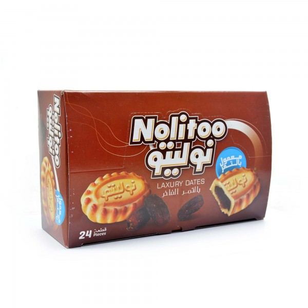 Nolitoo maamoul with dates