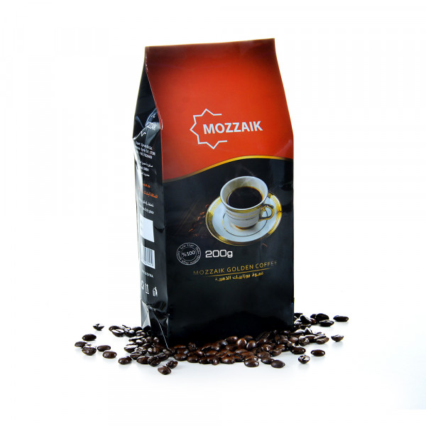 Mozzaik gold coffee with cardamom 200 g