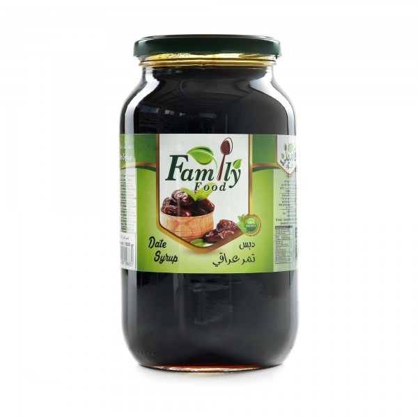 Family Dates syrup 1600 g
