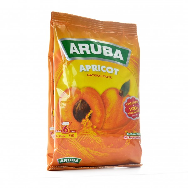 Aruba with Apricot flavorJuice 750 g