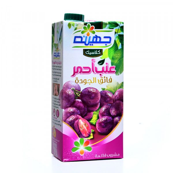 Red grapes Juice juhayna 1 l