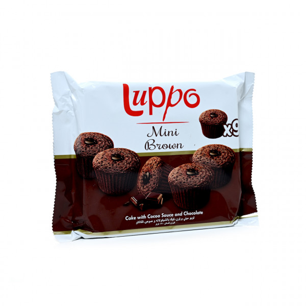 Sölen Luppo Mini Browni 162g
