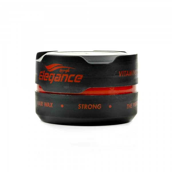 Hair wax Elegance 150 ml red