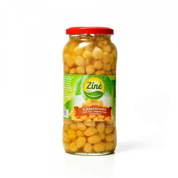 ZINE boiled chickpeas 540 g