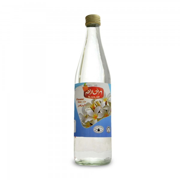 AL Ahalam Rose water 500 ml