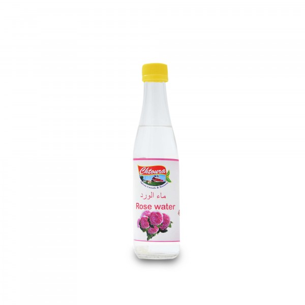 Chtoura Rose water 500 ml