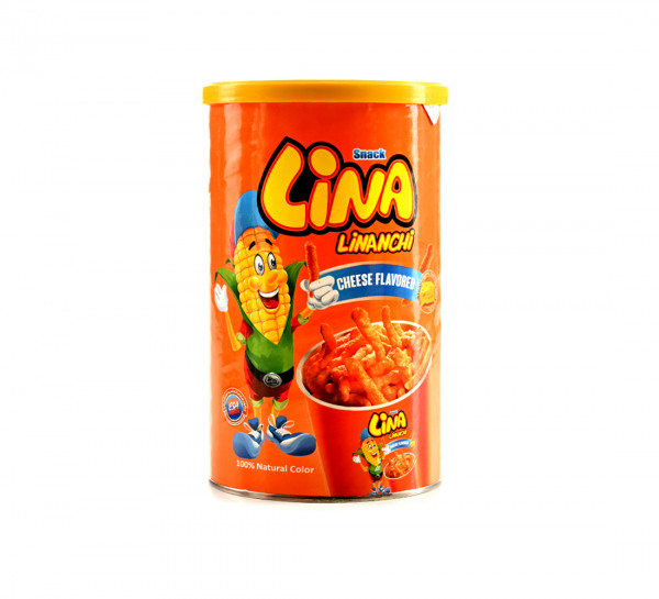 Chips Lina cheese flavor 170 g