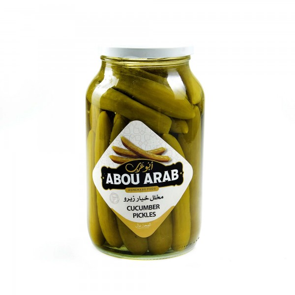 Abou Arab pickled cucumber 1750 g