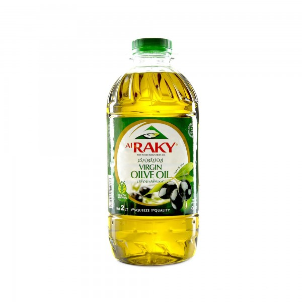 Olive oil - AL Raky 2000 ml