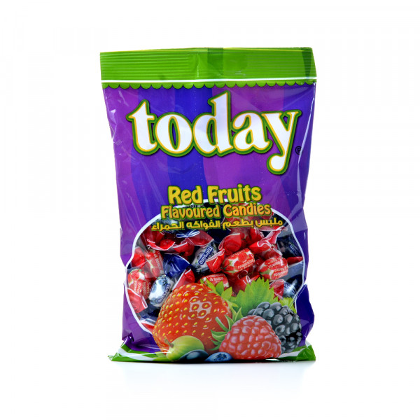 Today candies - mixed red fruits 350 g