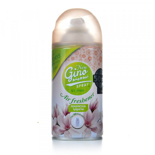 Air Freshener-New Gino-Magnolia