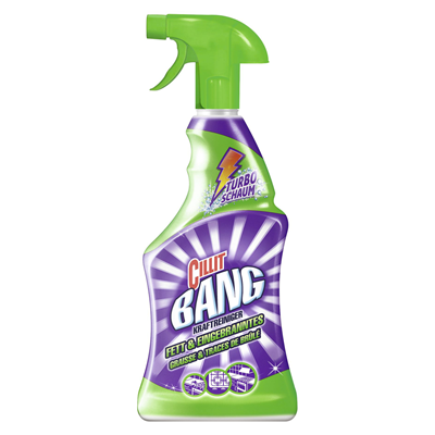 Cillit Bang Power Cleaner Grease & Burnt Liquid