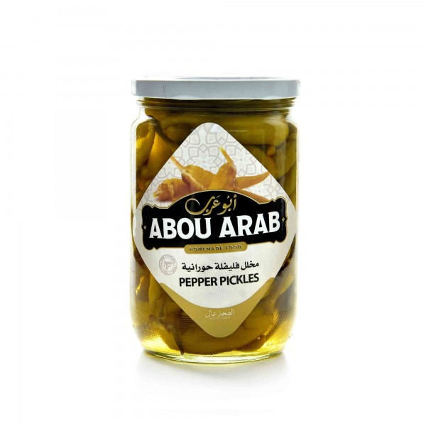 Abou Arab Pickled Peppers 900 g