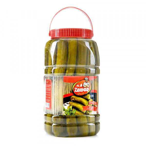 Pickled Cucumber AL Zawaq 2500 g