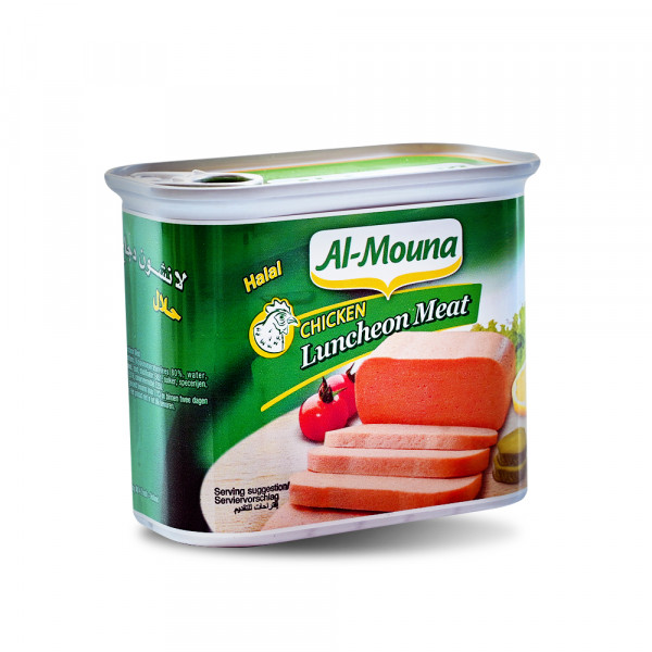 mortadella chicken al mouna 340g