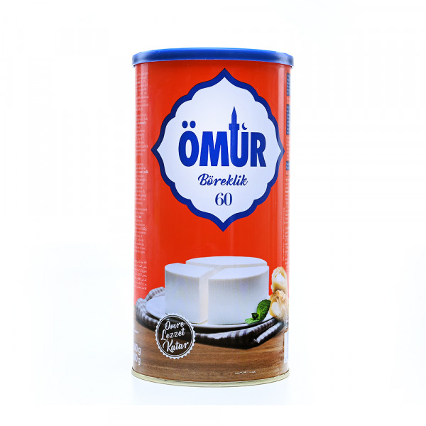 ÖMÜR White Cheese for borek 60% - 1500 g