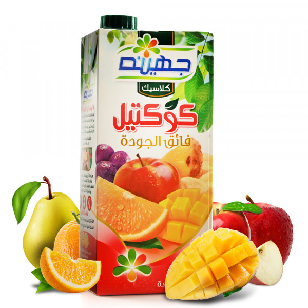 Fruitmix juhanyna Natural Juice 1 Liter
